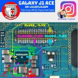 Samsung Galaxy J1 Ace J110 Light Problem Solution Jumper Ways