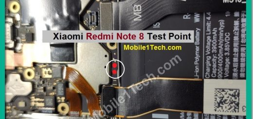 Xiaomi Redmi Note 8 M1908C3JG Test Points Pin Out Solution Flash Point