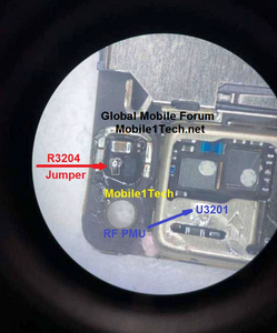 Huawei P20 Pro Back and Recent Button Solution Jumpers