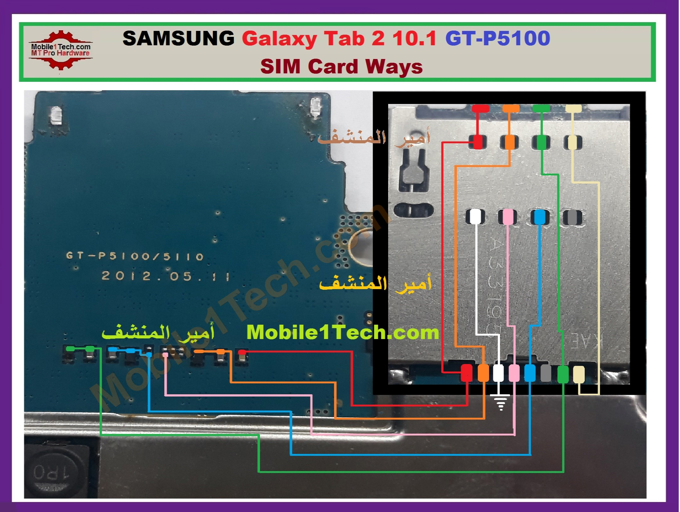 Samsung Galaxy Tab 2 10.1 P5100 Memory Card Not Working Problem
