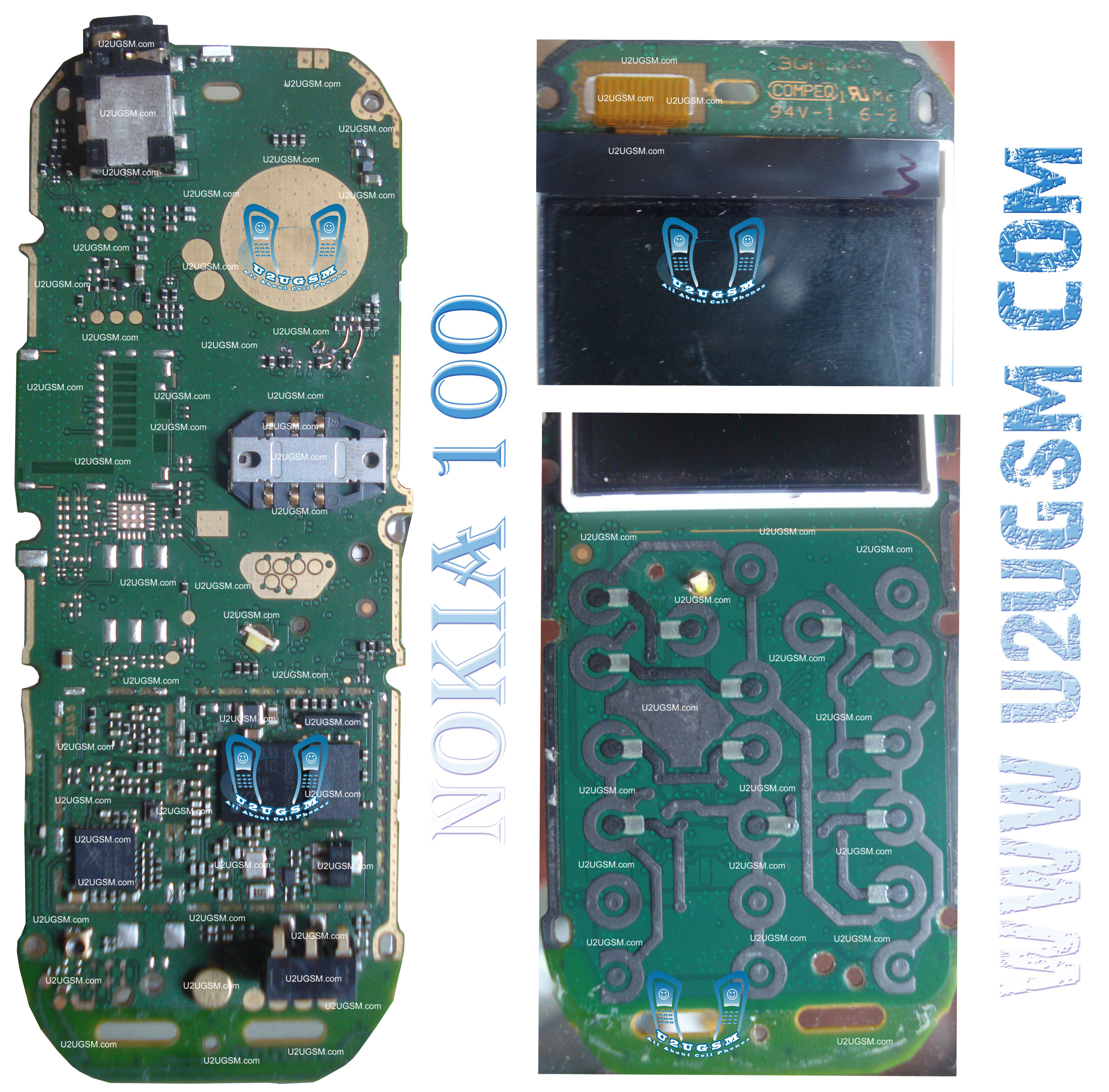 Nokia Circuit Diagram Pdf Great Installation Of Wiring Mobile 100 Full Pcb Mother Board Layout Rh U2ugsm Com 105