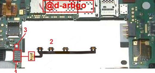 Samsung J1 J120 Volume Up Down Keys Not Working Problem