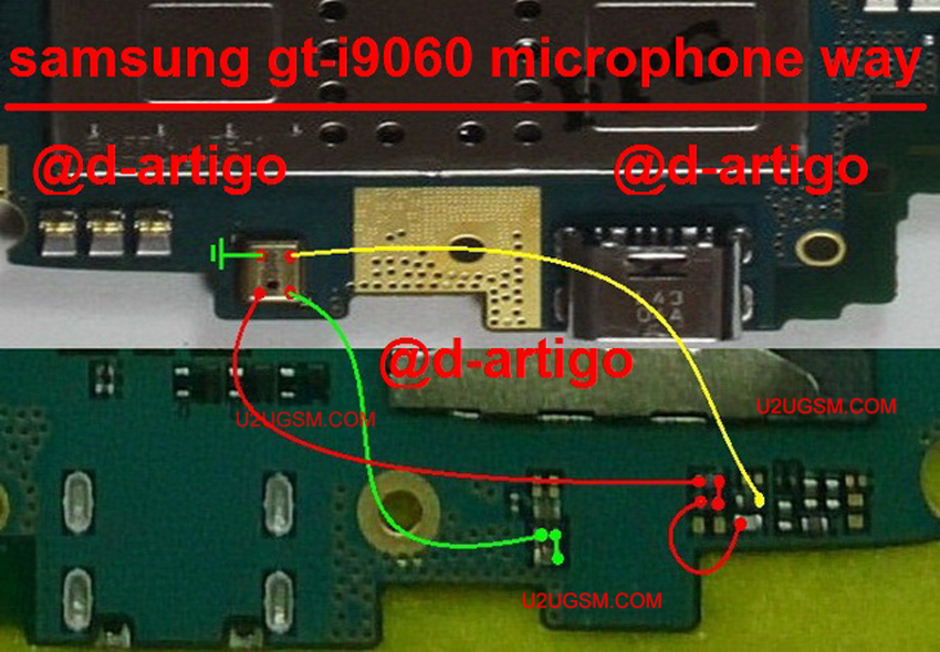 Samsung Grand Neo I9060 Mic Solution Jumper Problem Ways Microphone