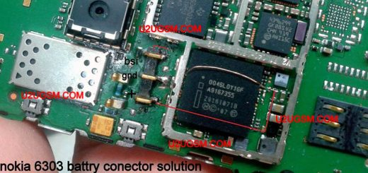 Nokia 1202 1203 Mic Problem Jumpers Solutions Ways Not