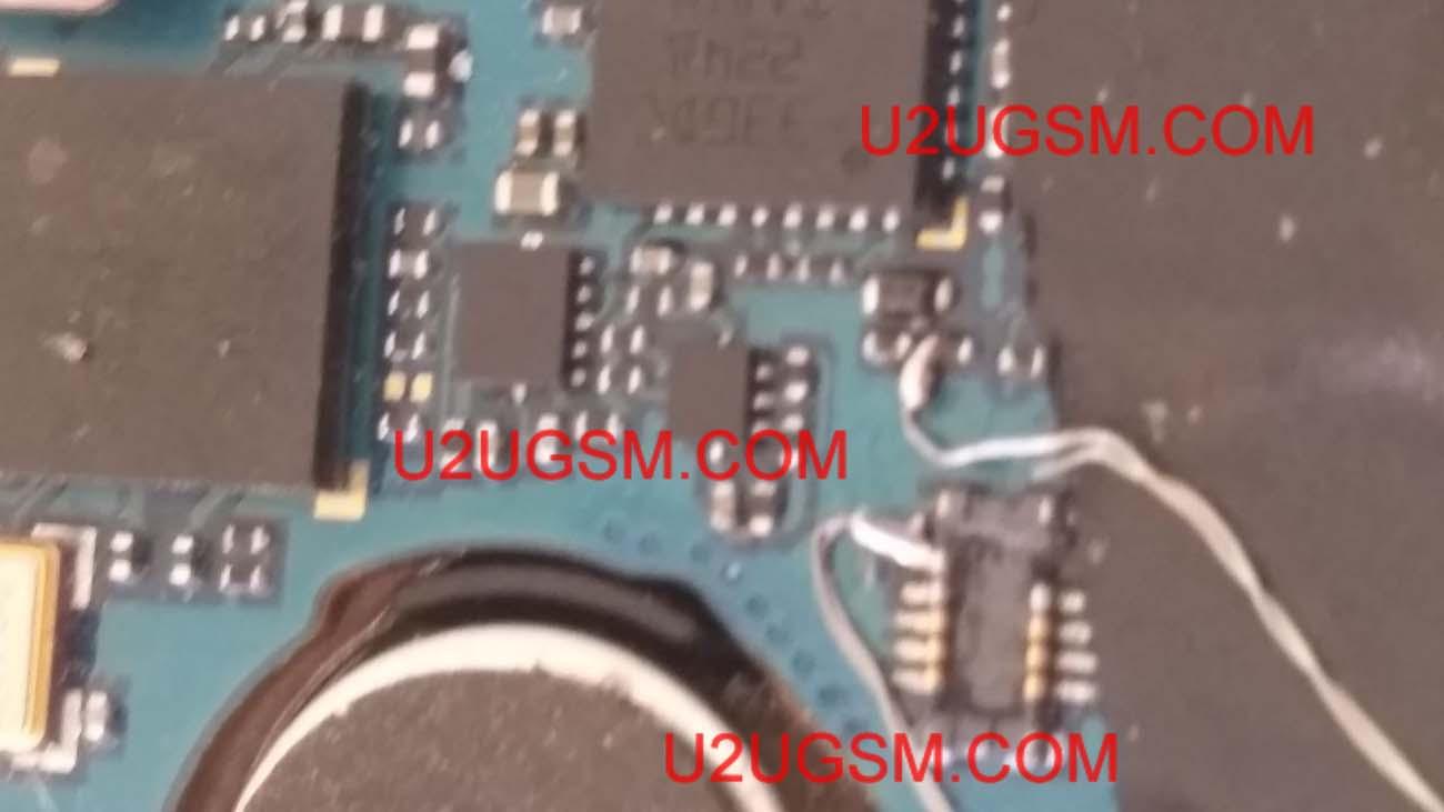 Samsung Galaxy Note Ii N7105 Power On Off Key Button
