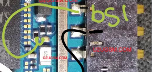 Samsung Galaxy S7 G930f Battery Connector Jumper