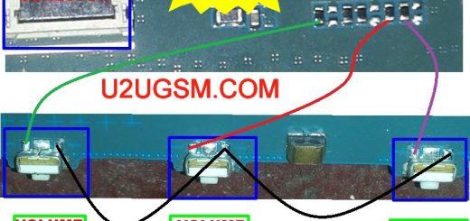 Samsung Galaxy Tab 4 SM- T231 Power On Off Key Button Switch Jumper Ways