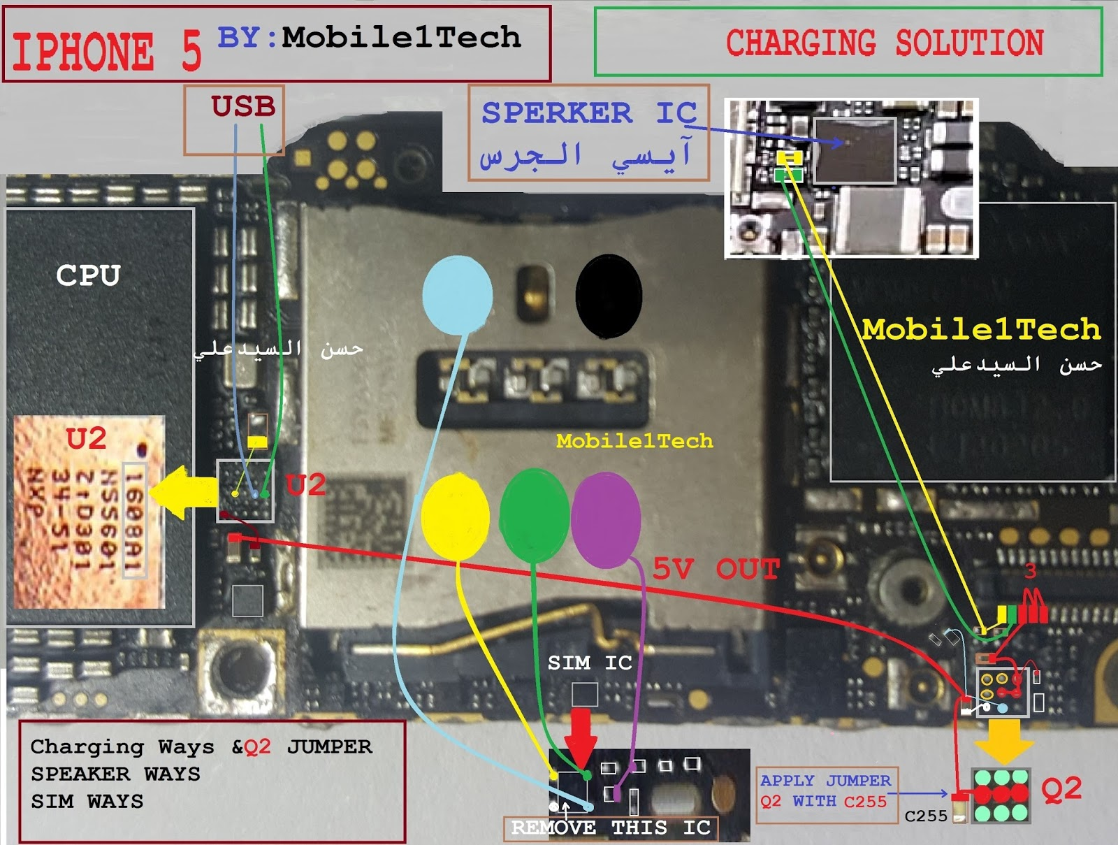 iphone 5 not charging iphone 5 insert sim problem jumpers solution 14545