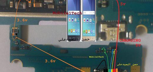 Samsung Galaxy J7 Usb Charging Problem Solution Jumper Ways
