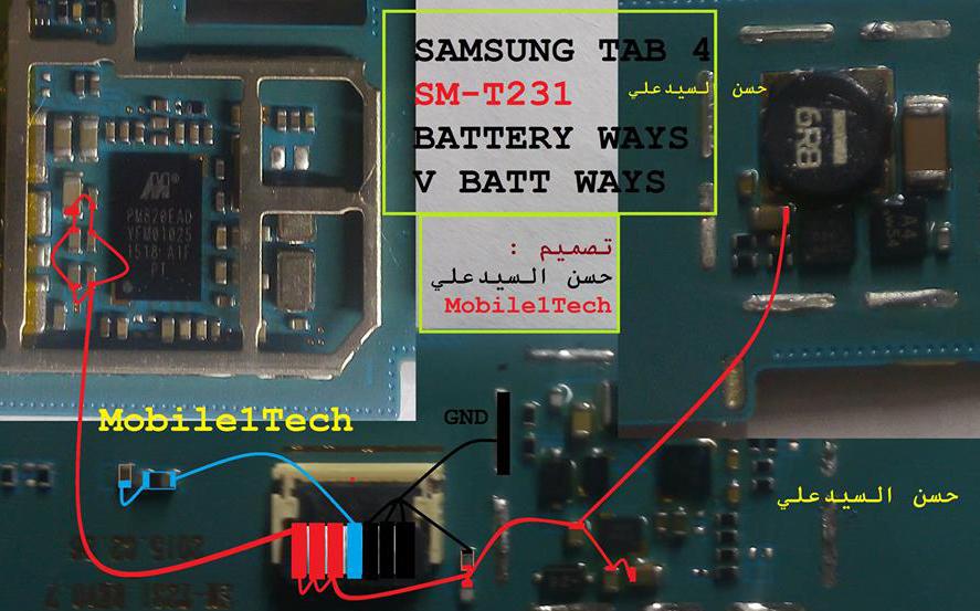 Samsung Galaxy Tab 4 Sm