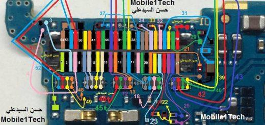 LG G4 H815 LCD Display IC Solution Jumper Problem Ways
