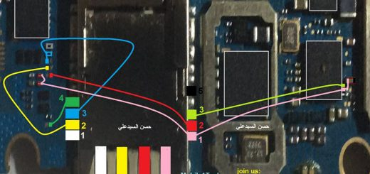 Samsung Galaxy Mega 6.3 I9200 Insert Sim IC Solution Jumper Problem Ways