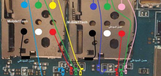 Sony Xperia C4 E5363 Insert Sim IC Solution Jumper Problem Ways