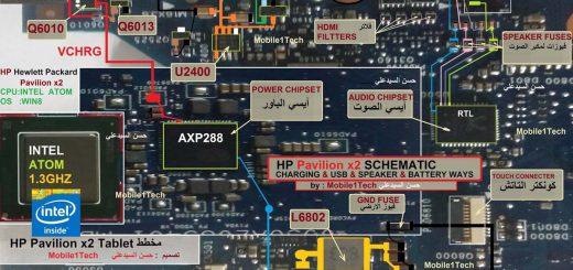 HP Pavilion x2 Usb Charging Problem Solution Jumper Ways
