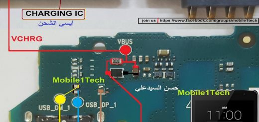 LG K7 X210 Charging Solution Jumper Problem Ways