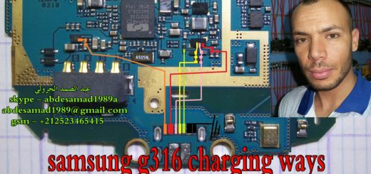 Samsung Galaxy S Duos 3 G316HU Charging Solution Jumper Problem Ways