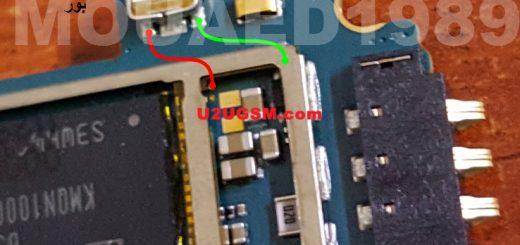 Samsung J3 J320H Power Button Solution Samsung J3 J320H Power On Off Key Button Switch Jumper Ways