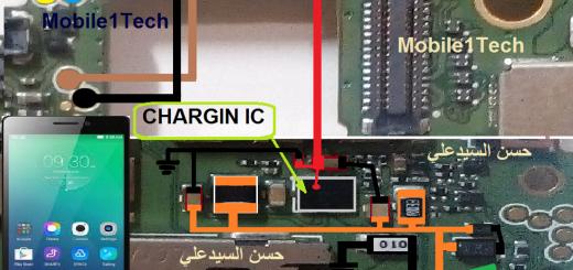 Lenovo Vibe P1m Battery Connector Terminal Jumper Ways