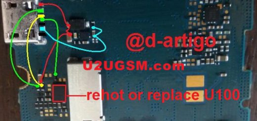 Samsung B310 Charging Problem Solution Jumper Ways