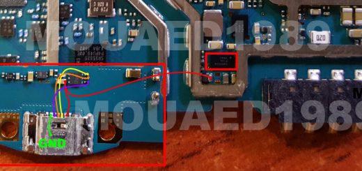 Samsung Galaxy J3 (2016) Usb Charging Problem Solution Jumper Ways