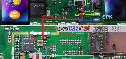 Lenovo Tab 2 A7-20 Ringer Solution Jumper Problem Ways