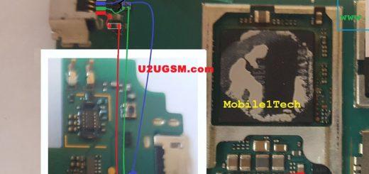 Sony Xperia C3 D2502 Charging Problem Solution Jumper Ways No Charging