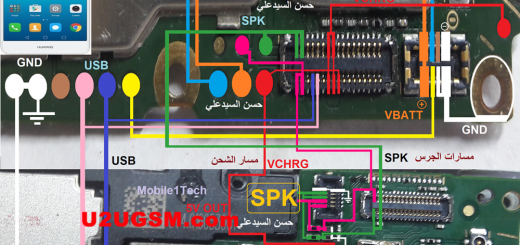 Huawei GR5 Mini NMO L31 Ringer Solution Jumper Problem Ways
