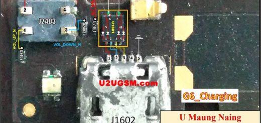 LG G6 Charging Solution Jumper Problem Ways