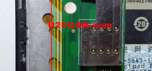 Coolpad 8076D Display Light Solution Jumper Problem Ways