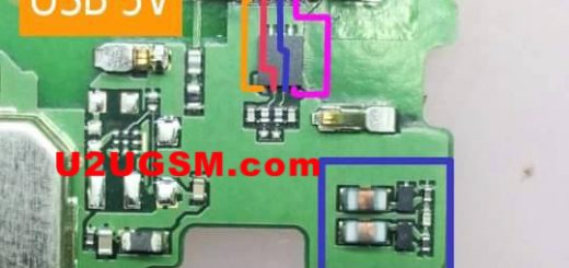 Huawei Honor 4X Charging Problem Solution Jumper Ways
