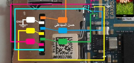 LG G2 D802 Insert Sim Card Problem Solution Jumper Ways