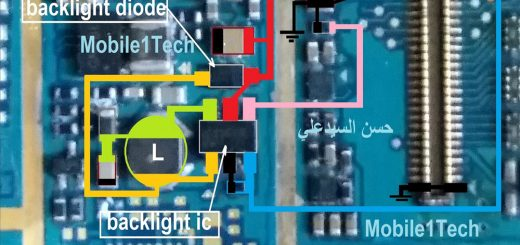 Samsung Galaxy Ace 2 I8160 Display Light Solution
