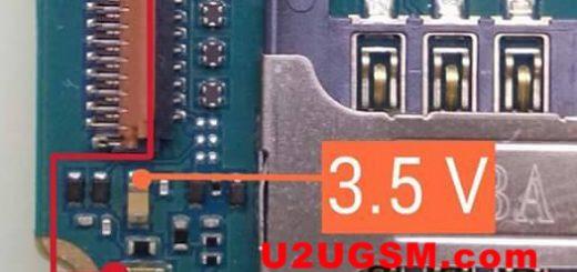 Xiaomi Redmi Note Display Light Solution