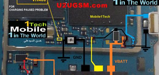 Samsung J2 Battery Connector Terminal Jumper Ways