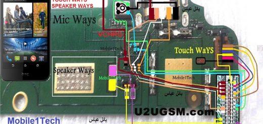 HTC Desire 616 Ringer Solution Jumper Problem Ways