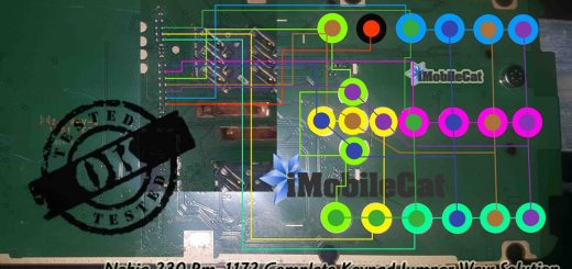 Nokia 230 Full Keypad Jumper Ways Track Solution