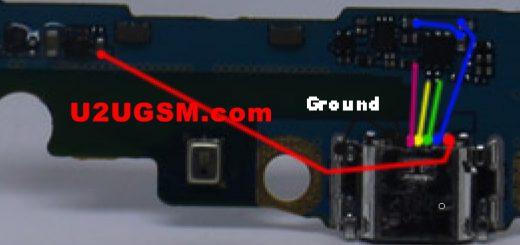 Samsung Galaxy J5 J500H Charging Solution Jumper Problem Ways