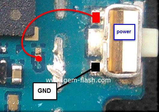 Samsung Galaxy J5 J500h Power On Off Key Button Switch
