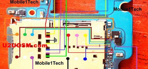 Samsung Galaxy S8 Plus G955F Insert Sim Card Problem Solution Jumper Ways