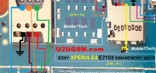 Sony Xperia E4 E2105 Insert Sim Card Problem Solution Jumper Ways