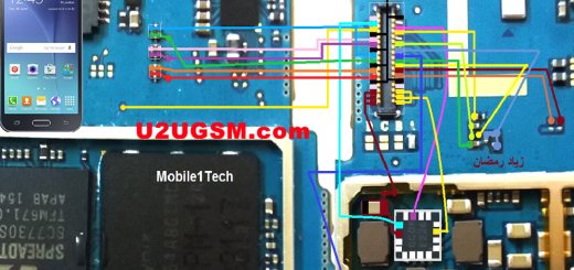 Samsung Galaxy Core Prime G360 Lcd Display Light Ic Solution Jumper Problem Ways