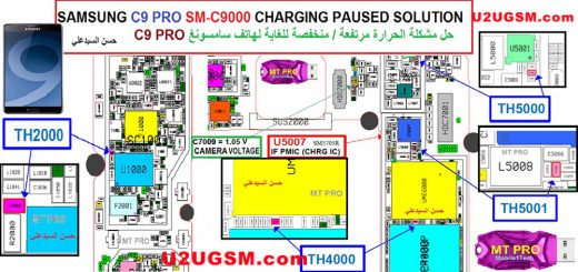 Samsung Galaxy C9 Pro Charging Problem Solution Jumper Ways