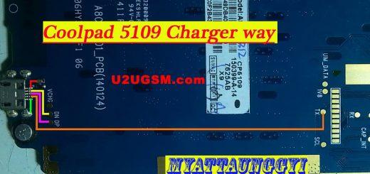 Coolpad 5109 Usb Charging Problem Solution Jumper Ways