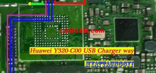 Huawei Ascend Y320 Usb Charging Problem Solution Jumper Ways