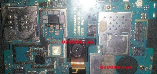 LG G Flex Full PCB cellphone Diagram Mother Board Layout