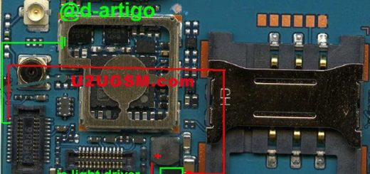 LG Optimus L5 Dual E615 Screen Repair Light Problem Solution Jumper Ways