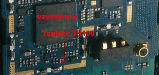 Samsung B310 Charging Paused Solution Jumpers