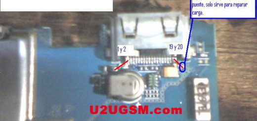 Samsung F250 Charging Solution Jumper Problem Ways