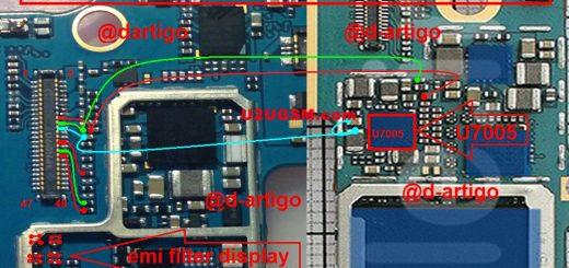 Samsung Galaxy S6 Edge Plus G928C Display Problem Solution Jumper Ways