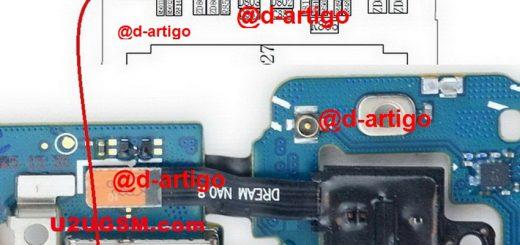 Samsung Galaxy S8 Plus SM-G955F Charging Solution Jumper Problem Ways